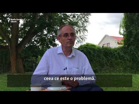 Edward Lucas - un analist britanic despre chestiuni la zi de politică internațională