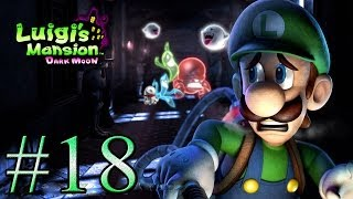 [Re-Up] Let's Play : Luigi's Mansion Dark Moon - Parte 18