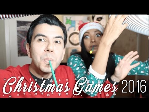 Annual Christmas Games 2016   christmas party games