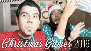Annual Christmas Games 2016 | christmas party games