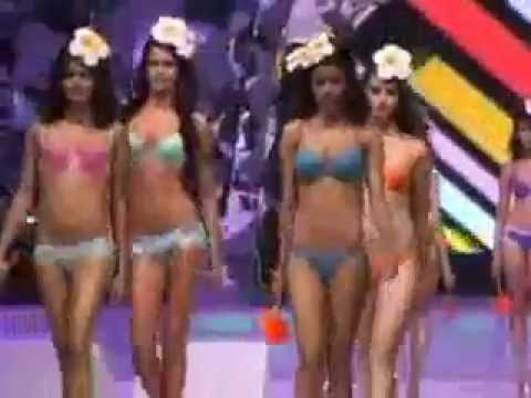 Indian Triumph Lingerie Fashion Show