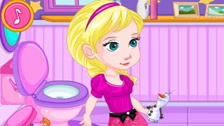 Potty Training & Dress Up Baby Eva | Toilet Training For Kids by Dress Up Who