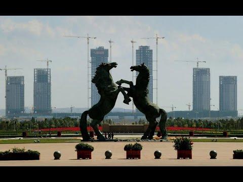 Зачем Китай строит пустые города?