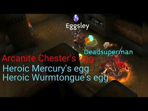 Arcane Legends: Eggzavoir
