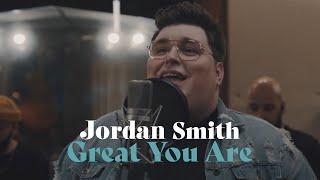 Jordan Smith - Gręat You Are (Performance Video)