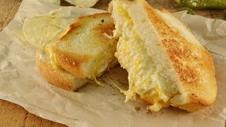 Grilled Cheese Recipe With Cream Cheese - Ultimate Grilled Cheese Sandwich | Radacutlery.com