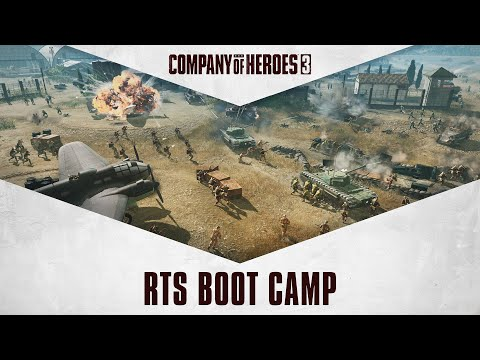 Battle Briefing - RTS Boot Camp
