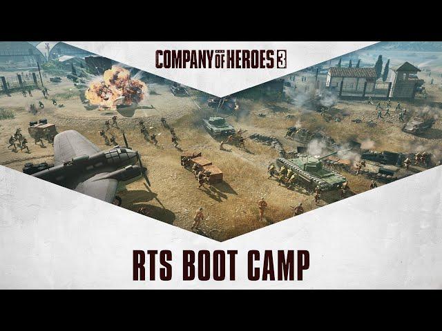 Company of Heroes 3 (видео)
