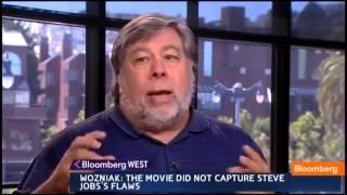 Steve Wozniak Says `Lot of Things Wrong