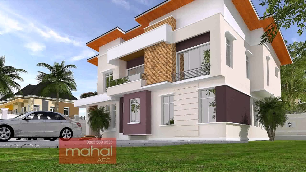 Low Budget Modern 3 Bedroom House Design In Nigeria Gif