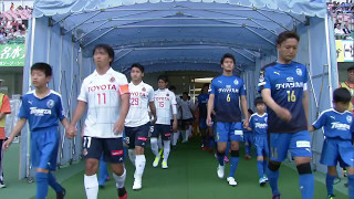 【ハイライト】2017明治安田生命J2リーグ第13節 大分トリニータ vs 名古屋グランパス