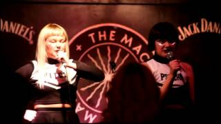 The Magnettes -  The Macbeth -  Sad Girls Club