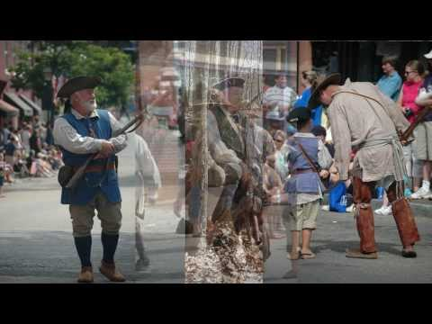 Historic Jonesborough In HD