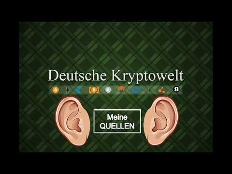 Deutsche Kryptowelt Meine Quellen für News über Bitcoin, Altcoins, ICOs und Mining