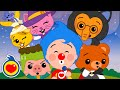 ¡Llegó Halloween! ♫Las Mejores canciones Infantiles de Halloween (120 Min) ♫ Plim Plim