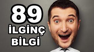 Akla Ziyan 89 İlginç Bilgi