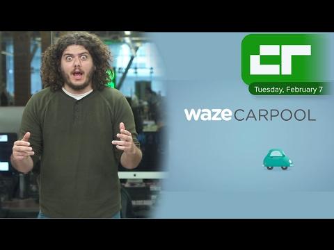 Waze Carpool Grows in Bay Area   Crunch Report