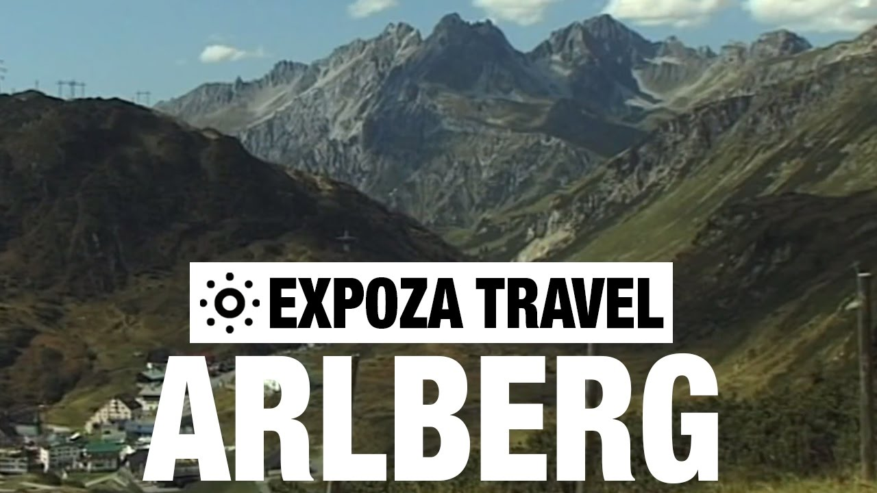 Arlberg (Austria) Vacation Travel Video Guide