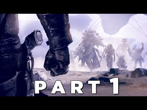 DESTINY 2 FORSAKEN Walkthrough Gameplay Part 1 - INTRO (DLC)