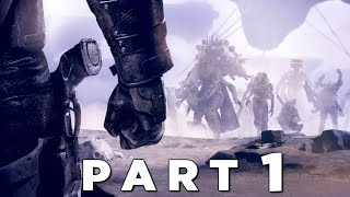 DESTINY 2 FORSAKEN Walkthrough Gameplay Part 1 - INTRO (DLC)