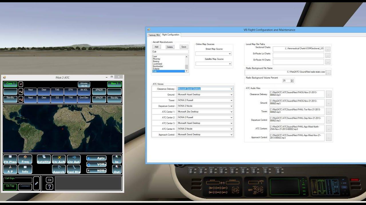 Pilot2ATC Setup Tutorial by Pilot 2 ATC