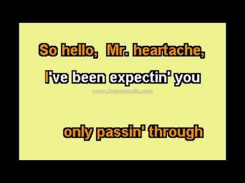 Dixie Chicks   Hello Mr Heartache TU HD Karaoke PK02461