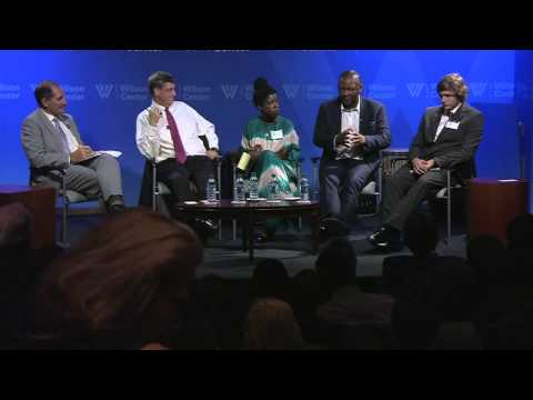 DRIVING THE AFRICAN CENTURY: YOUTH, TECHNOLOGY AND ENTREPRENEURSHIP Pt5
