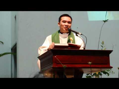 Thánh Lễ của Cha J.B Nguyễn Sang tối 30.7.2011- Nhà Thờ Hòa Hưng