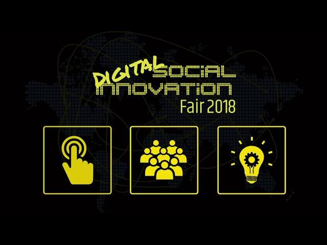DSI Fair 2018 - Creating digital innovation hubs in cities