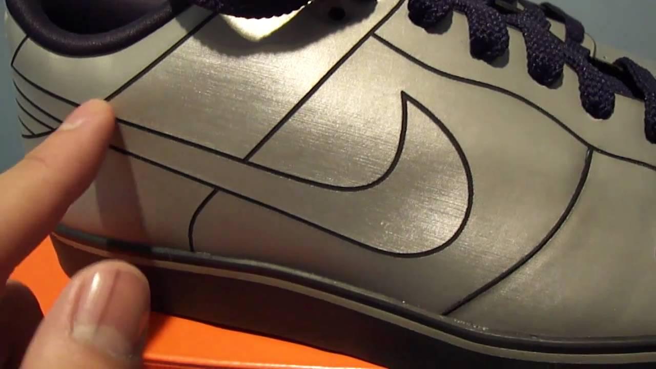 the best attitude 517b5 b15d8 Nike Dunk SE DeLorean 6.0 - YouTube