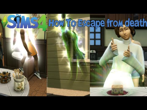The Sims 4: How to Save and Resurrect Sims from Death (Base Game)