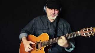 Hello - Adele - fingerstyle guitar cover - Igor Presnyakov
