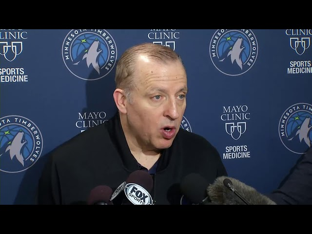 Tom Thibodeau on getting back to winning