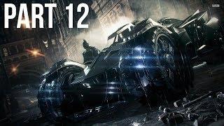 Batman Arkham Knight Game Walkthrough Part 12 Knightmare Mode (No commentary)