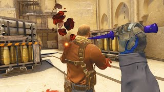 I Played CSGO At The Lowest Rank Possible...