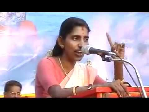 Shashikala Speech on Ayodhya Issue