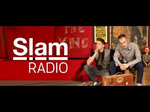 Slam Radio 283 (with guest Brian Sanhaji)  01.03.2018