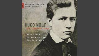 """6 Gedichte von Keller, """"Alte Weisen"""": No. 1. Tretet ein, hoher Krieger"""