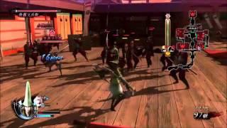 CAPCOM:戦国basara 4 皇   戦国バサラ4 プレイ動画.