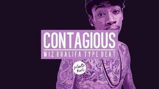 "Chill Wiz Khalifa type instrumental - ""Contagious"""