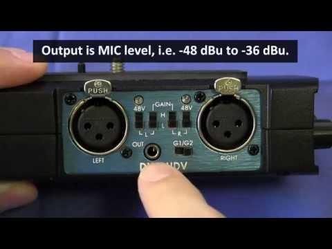 Beachtek DXA-HDV review and user guide