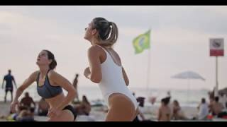 Women'S Beach Volleyball Slow Motion