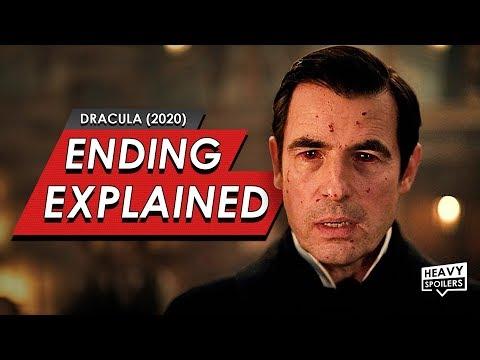 DRACULA: Ending Explained Breakdown + Spoiler Review | NETFLIX | Doctor Who & Sherlock Easter Eggs