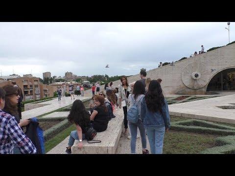 Yerevan, 19.05.18, Sa, Video-2, Hrashali gorts, Nur.