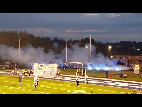 Anderson county football intro