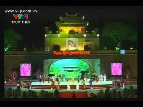 Xuân Quê Hương 2011 - Múa: Hoa đất nước