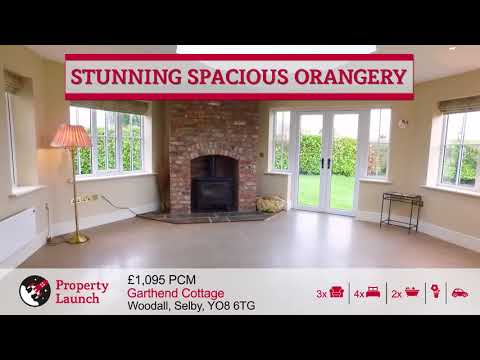 Woodhall, Selby Property Launch: Garthend Cottage - Saturday 28th April | Preston Baker