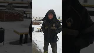 Первый Снег на Ванкоре