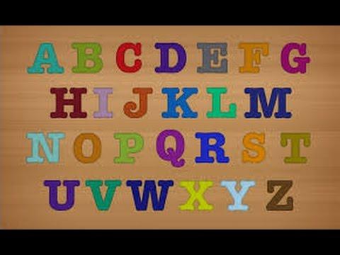 الدرس 1 الحروف الانجليزية للاطفال  Lesson 1 English ABC for children