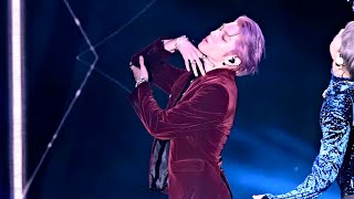 [4K] 191005 SuperM - I Can't Stand The Rain ICSR / TAEYONG focus fancam 슈퍼엠 태용 직캠 Live in Hollywood